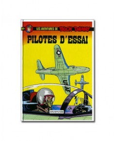 Buck Danny - Tome 10 : Pilote d'essai