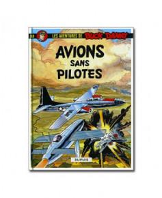 Buck Danny - Tome 12 : Avions sans pilotes