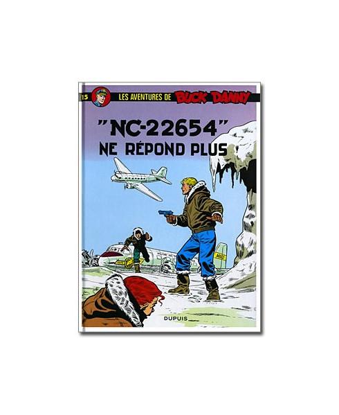 Buck Danny - Tome 15 : NC-22654 ne répond plus