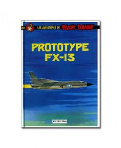 Buck Danny - Tome 24 : Prototype FX-13