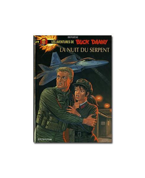Buck Danny - Tome 49 : La Nuit du Serpent