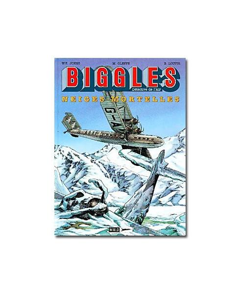 Biggles - Neiges Mortelles