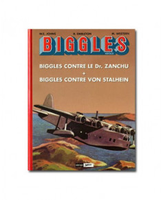 Biggles héritage - Biggles contre le Dr Zanchu