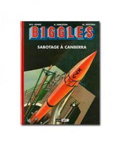 Biggles héritage - Sabotage à Canberra