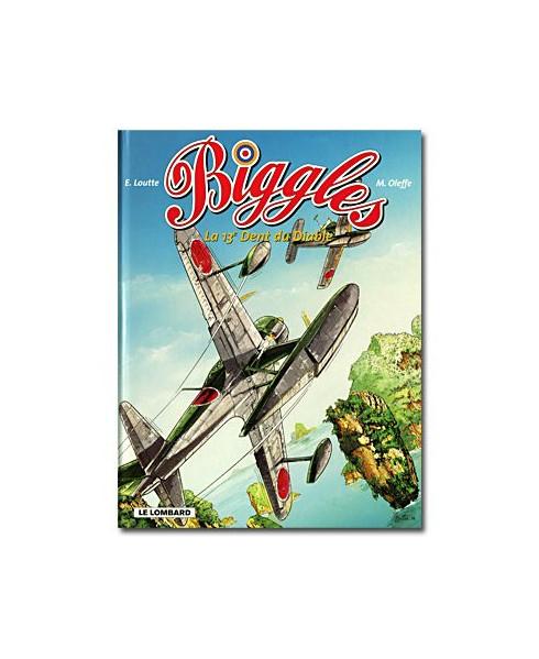 Biggles - La 13e dent du Diable
