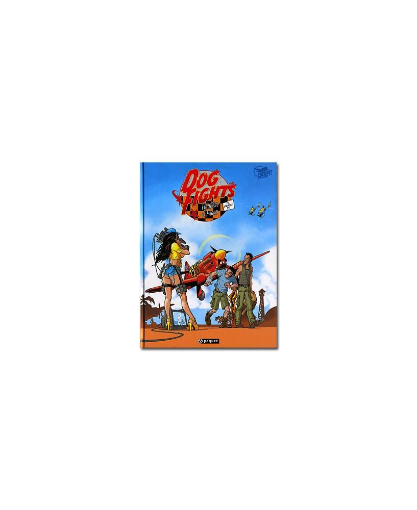 Dogfights - Tome 1 : Crash TV