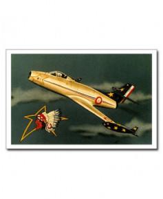 Carte postale Jean-Pierre CONDAT - Ouragan du 2/4 Lafayette