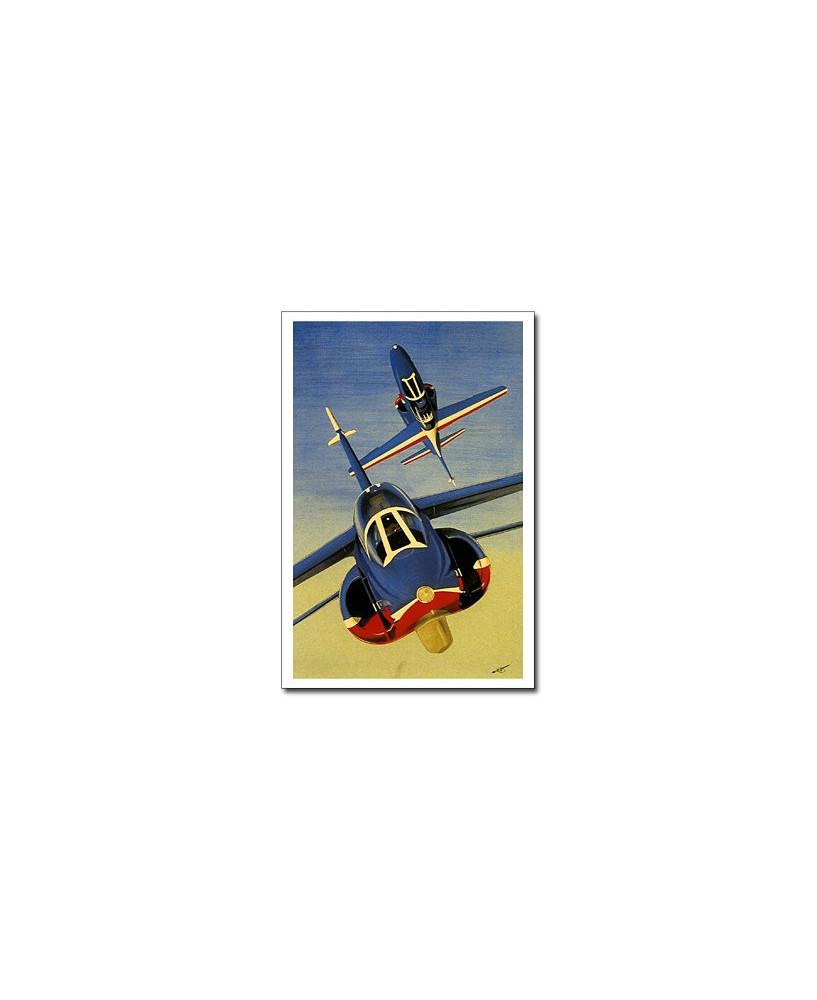 Carte postale Jean-Pierre CONDAT - Miroir