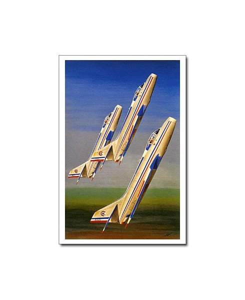 Carte postale Jean-Pierre CONDAT - Ascendance