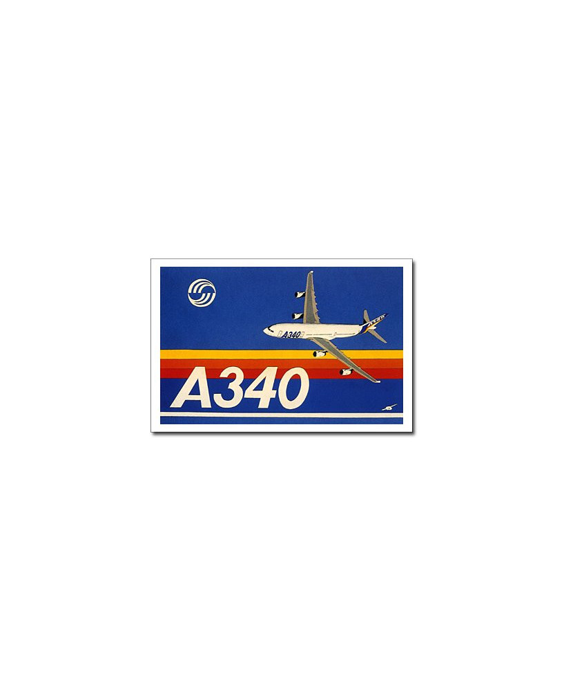 Carte postale Jean-Pierre CONDAT - A340
