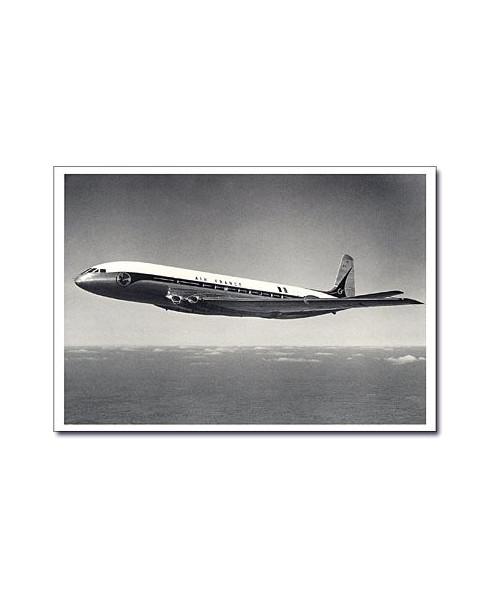 Carte postale noir et blanc - 20 - Comet I A