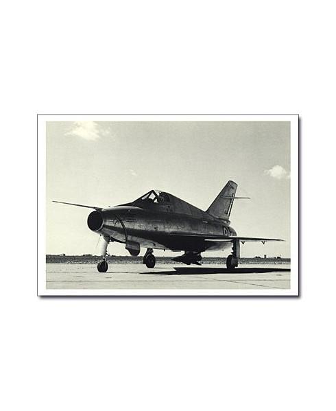 Carte postale noir et blanc - 70 - Gerfaut II