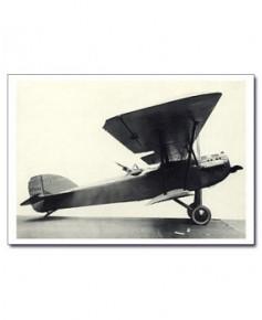 Carte postale noir et blanc - 66 - Potez P25 A2