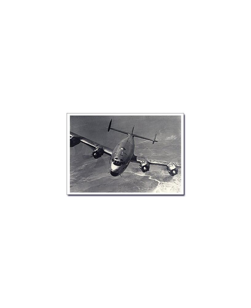 Carte postale noir et blanc - 10 - Constellation