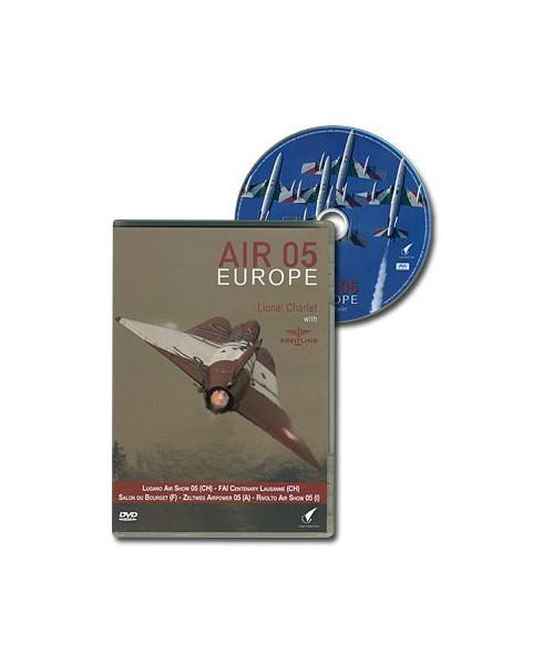 D.V.D. Air 05 Europe