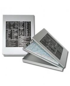 Planche de vol aluminium ouvrante Sporty's