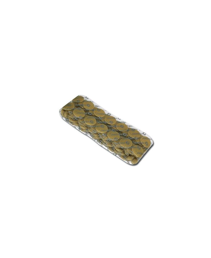 Pack de 40 pastilles de velcro