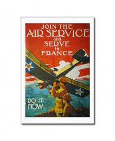 Affiche Serve in France