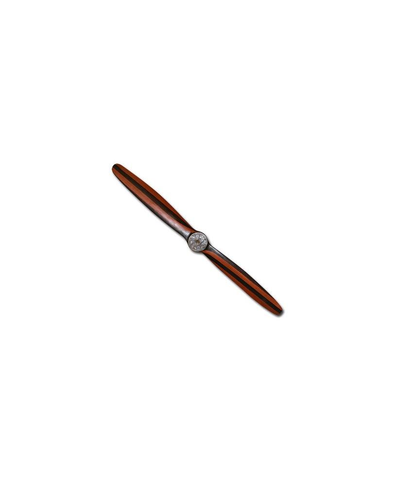 Hélice bicolore en bois 1.20 m