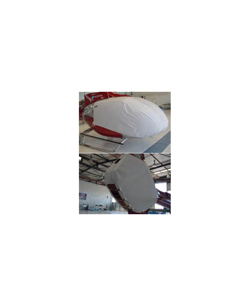 Bâche hélicoptère finition Eco-light Top verrière pour EC130