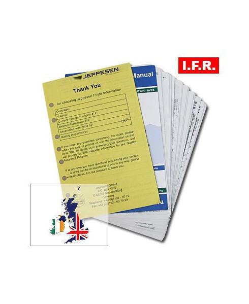 Trip kit I.F.R. Royaume-Uni et Irlande