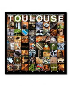 Toulouse vue d'hélicoptère
