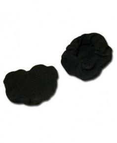 Paire de bonnettes pour petites oreillettes NORAL