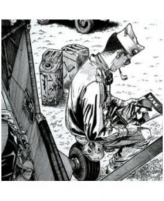 Illustration Piper Cub / J3 / L4H - Tableau de bord