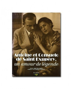 Antoine et Consuelo de Saint Exupéry