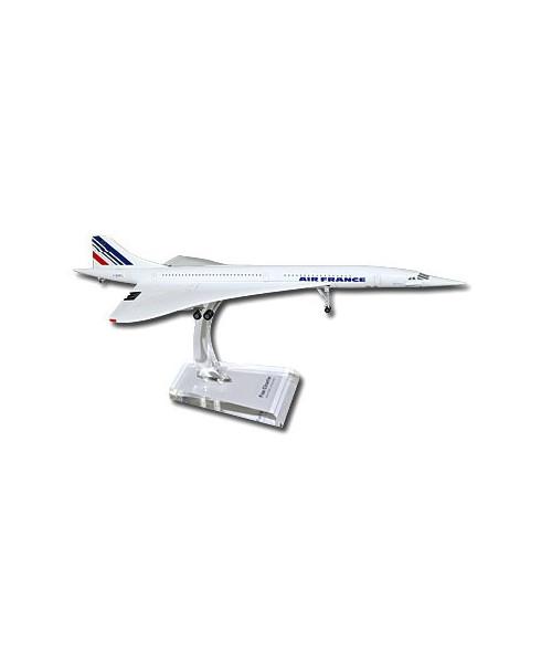 Maquette métal Concorde Air France F-BVFC - 1/200e