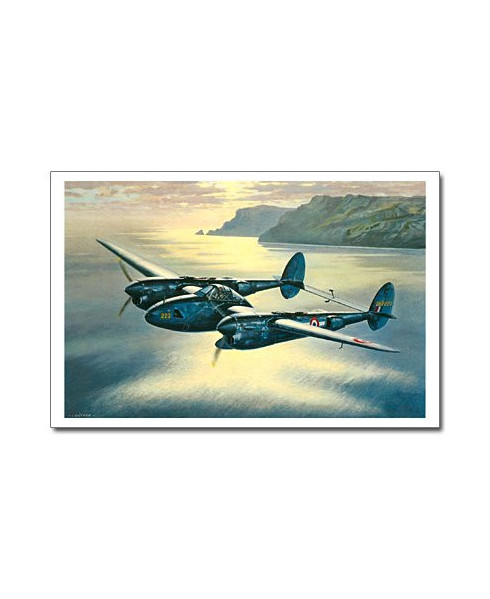 Carte postale Benjamin FREUDENTHAL - 31 juillet 1944, l'aube