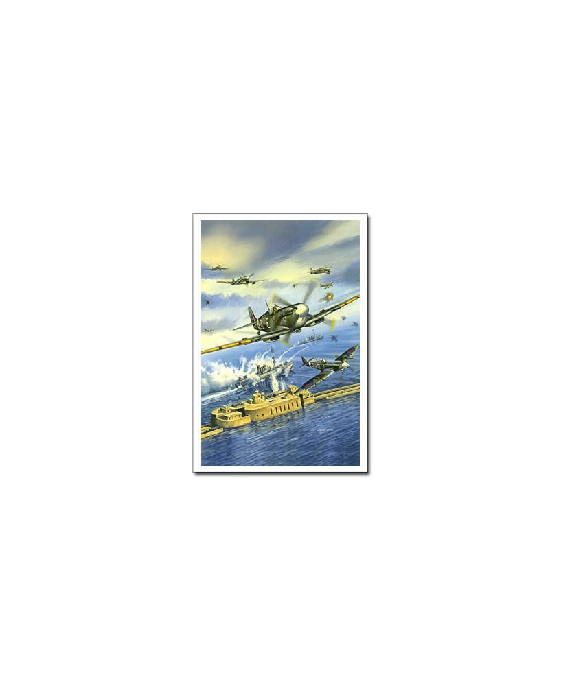 Carte postale Benjamin FREUDENTHAL - Jacques et Pierre