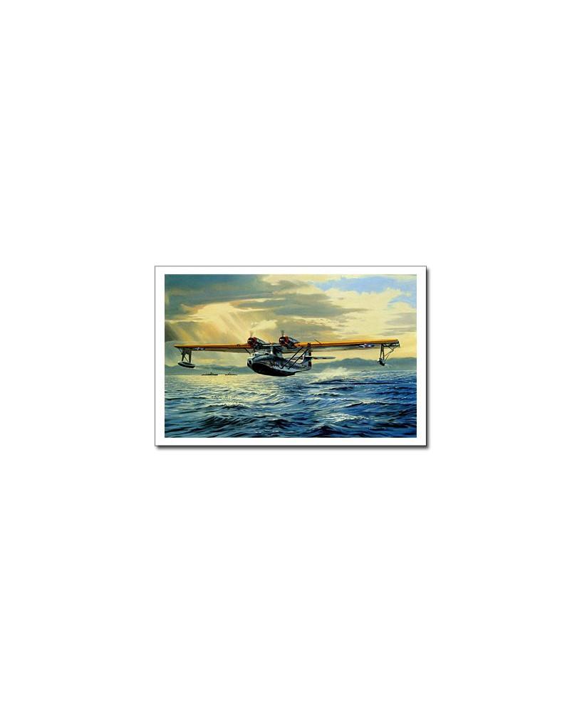Carte postale Benjamin FREUDENTHAL - Catalina