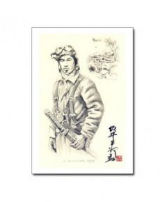 Carte postale Benjamin FREUDENTHAL - Saburo Sakaï