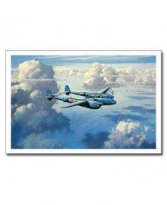 Carte postale Benjamin FREUDENTHAL - 31 juillet 1944 le large