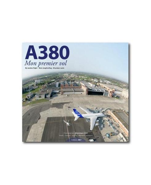 A380 mon premier vol