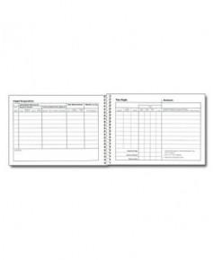 Sport pilot logbook