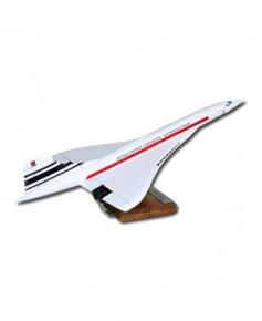 Maquette bois Concorde Prototype