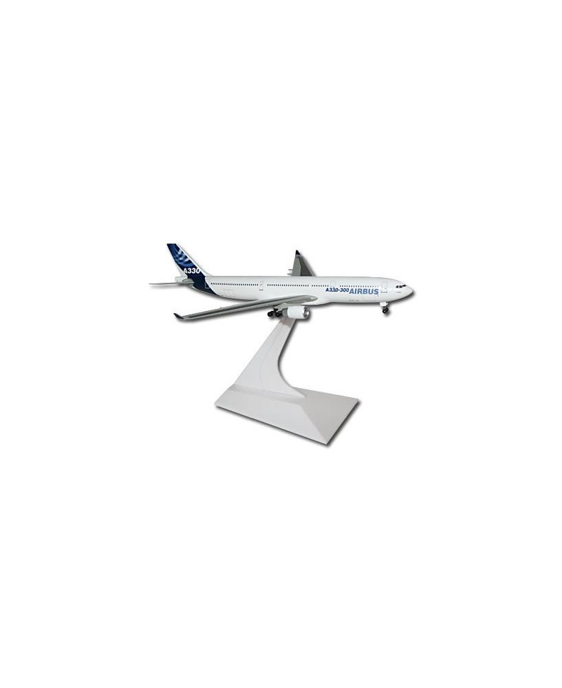 Maquette métal A330-300 anciennes couleurs Airbus 2005 - 1/400e
