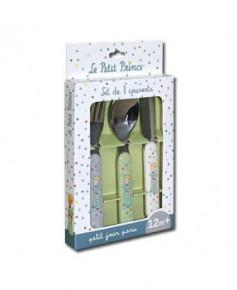 Set de trois couverts Petit Prince