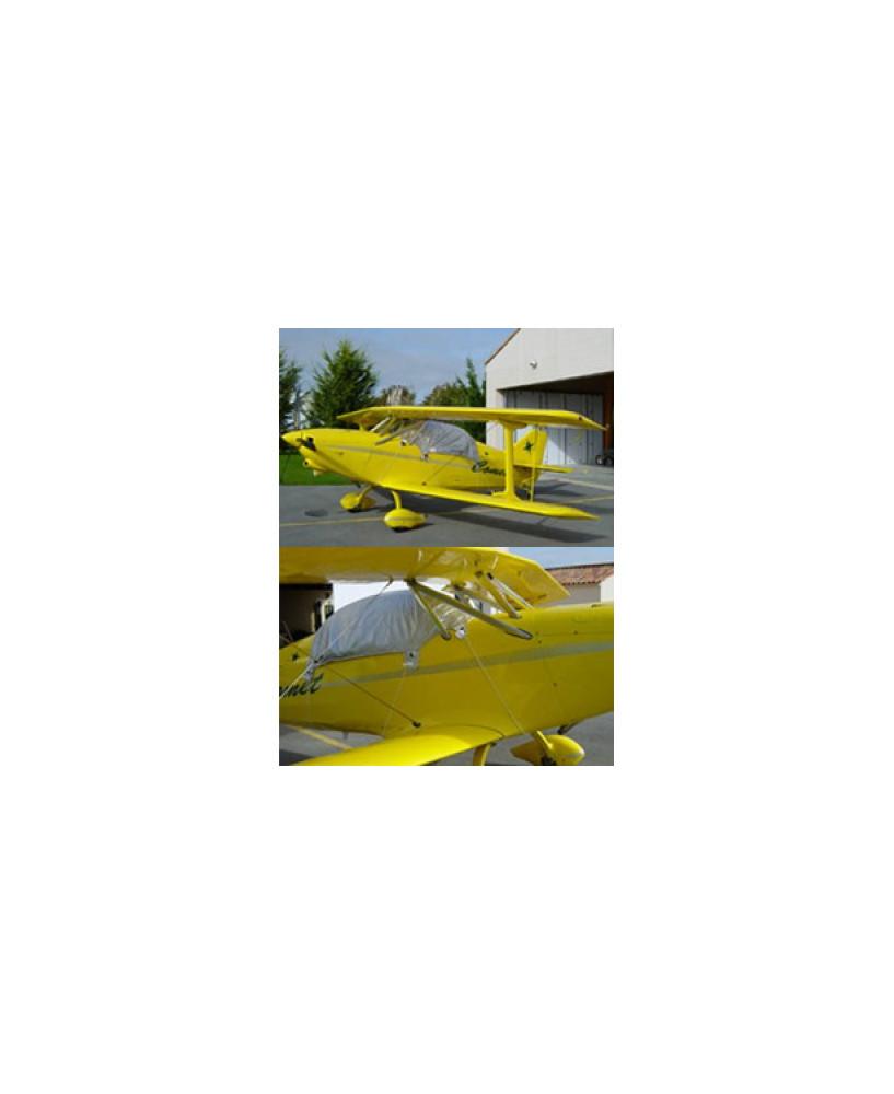 Bâche U.L.M. finition Eco-light Plus verrière pour FK12 Commet