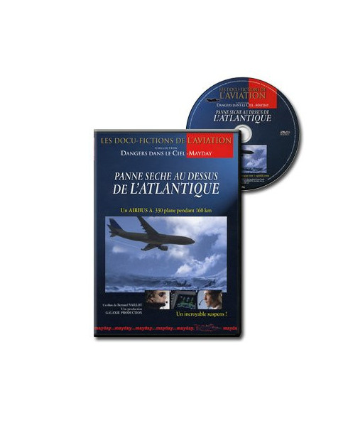 D.V.D. Dangers dans le ciel - Panne sèche au-dessus de l'Atlantique