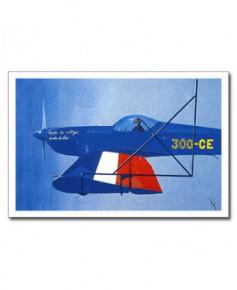 Carte postale Jean-Pierre CONDAT - Cap231 E.V.A.