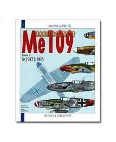 Messerschmitt 109, de 1942 à 1945 - Tome 2