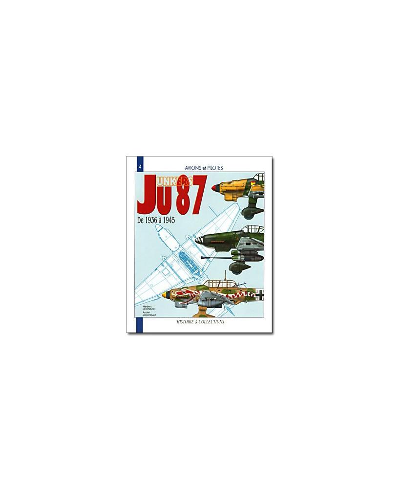 Junkers JU87, de 1936 à 1945