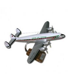 Maquette bois Constellation L-749 Royal Air Maroc