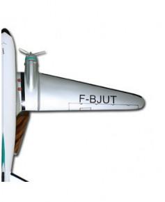 Maquette bois DC3 T.A.I.