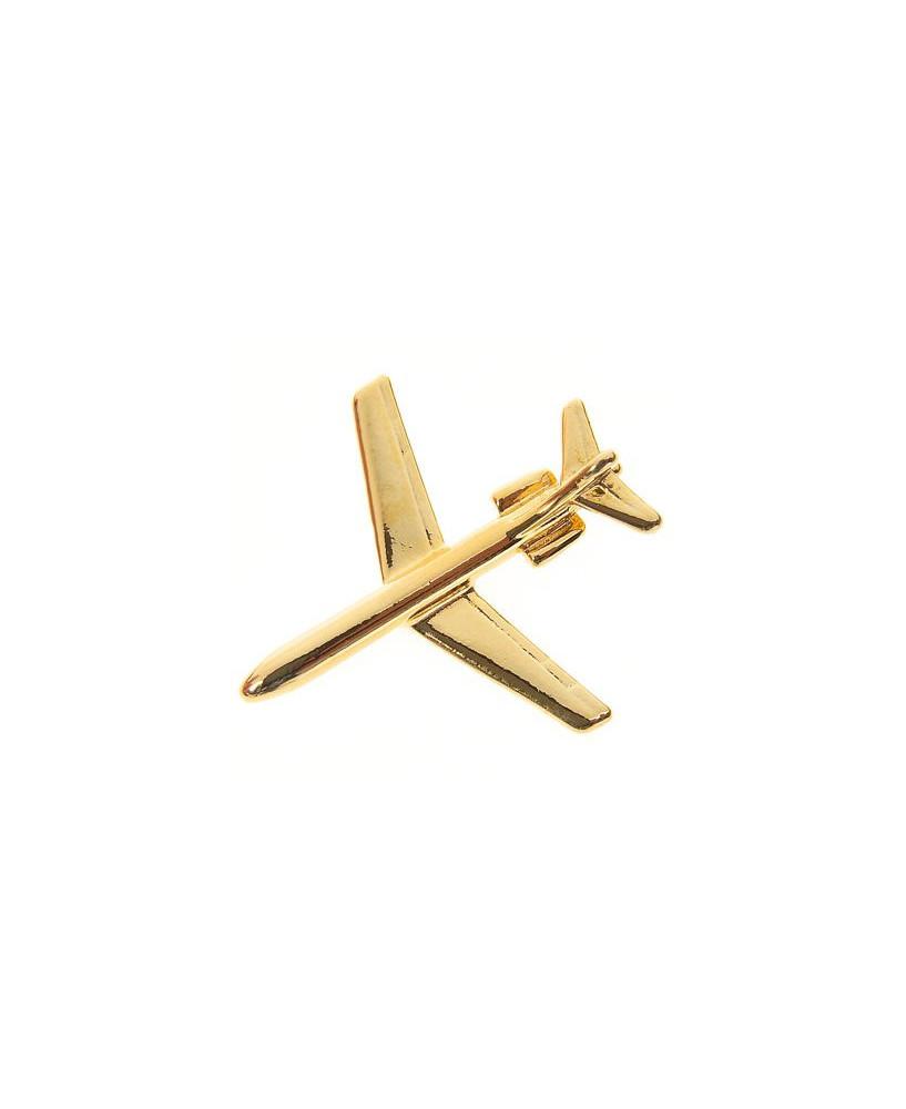 Pin's doré Caravelle