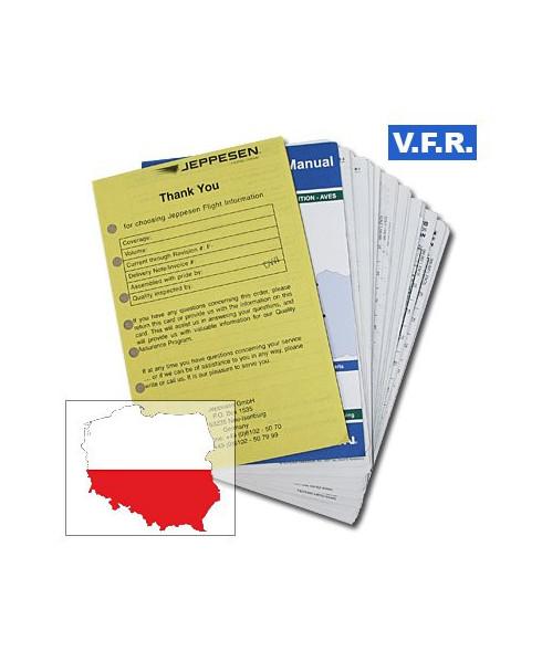 Trip kit V.F.R. Manual Pologne
