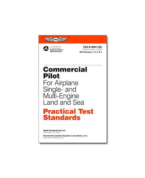 Practical Test Standards - Commercial Pilot